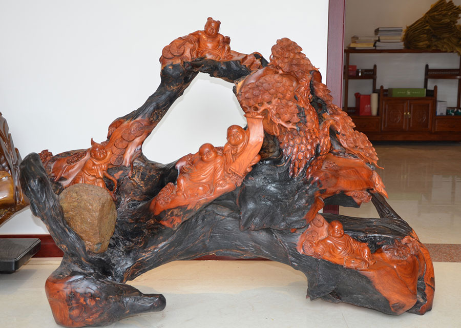 红木工艺品