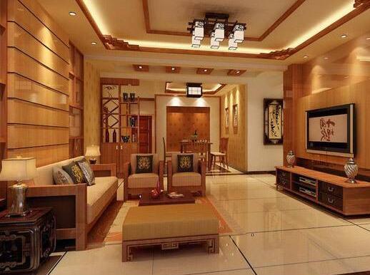 淄博中式家装
